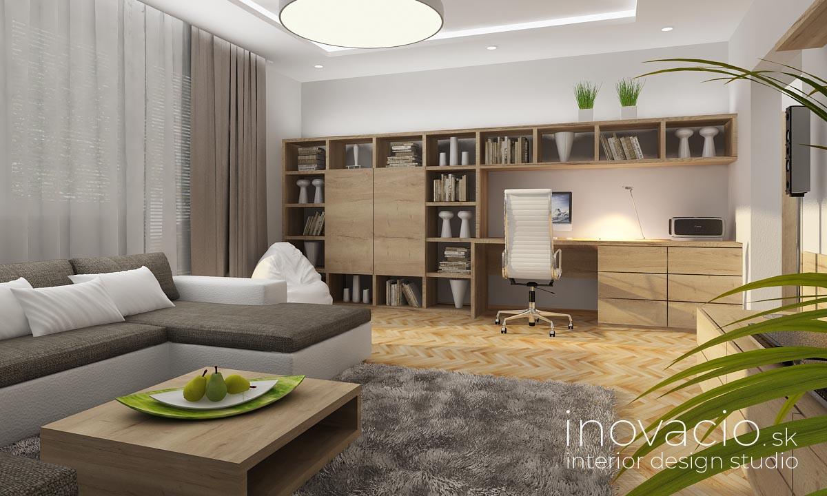Inovacio - interiér obývačky Levice 2019 - Obrázok č. 2