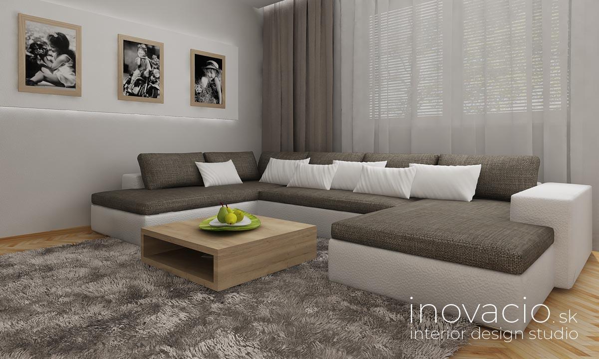 Inovacio - interiér obývačky Levice 2019 - Obrázok č. 3