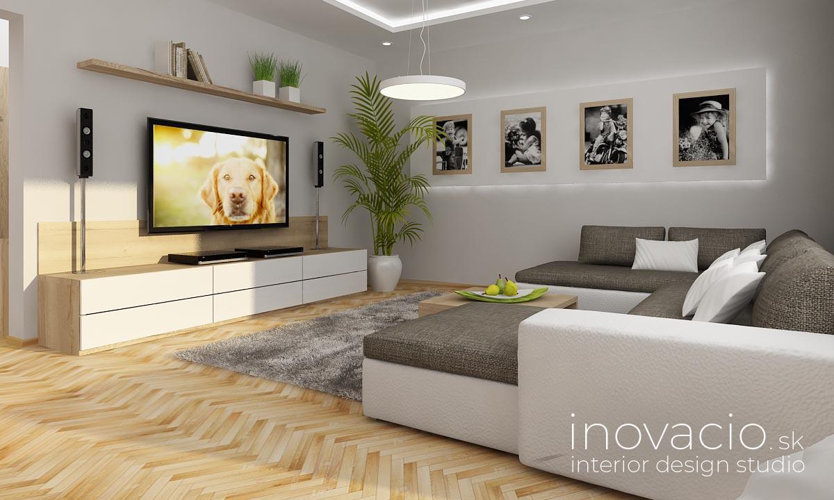 Inovacio - interiér obývačky Levice 2019 - Obrázok č. 4