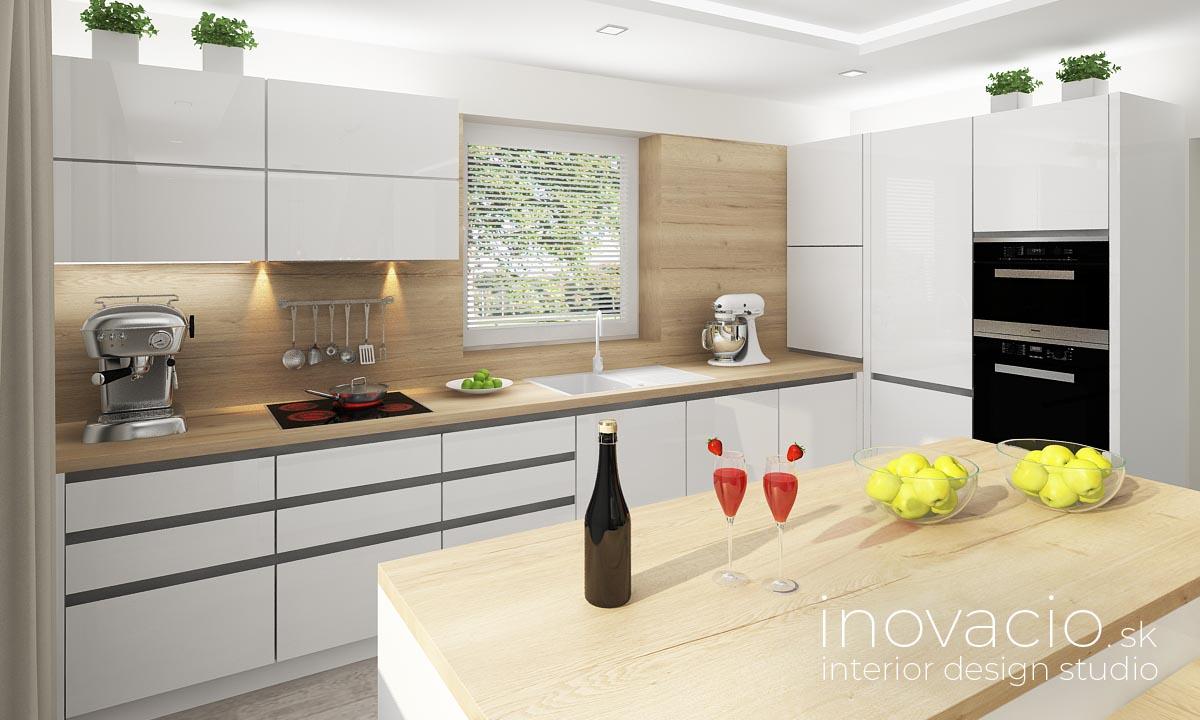 Inovacio - interiér kuchyne a obývačky Boleraz 2019 - Obrázok č. 4