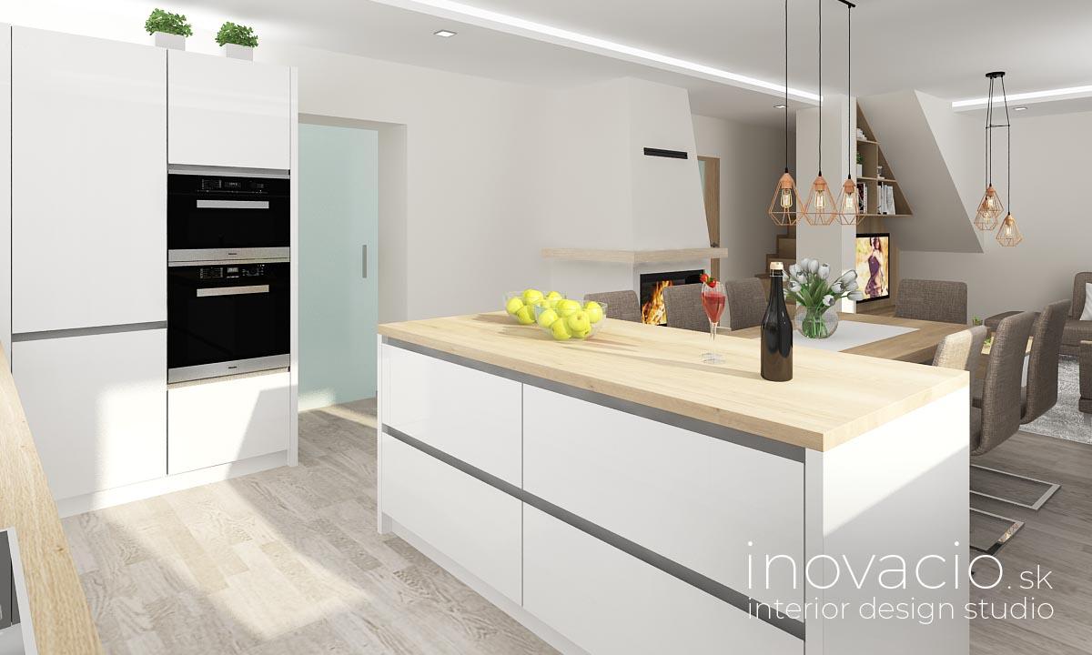 Inovacio - interiér kuchyne a obývačky Boleraz 2019 - Obrázok č. 5