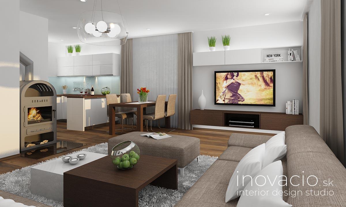 Inovacio - interiér kuchyne a obývačky Nová Baňa 2019 - Obrázok č. 1