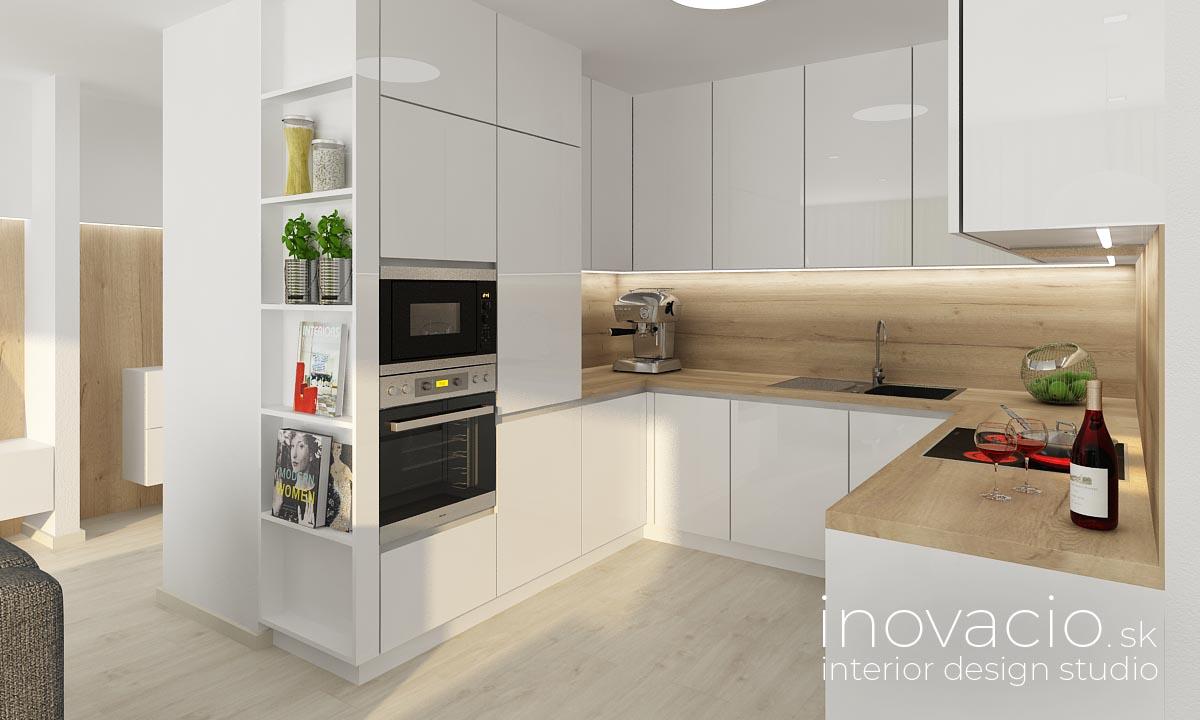 Inovacio - interiér kuchyne Trenčín 2019 - Obrázok č. 1