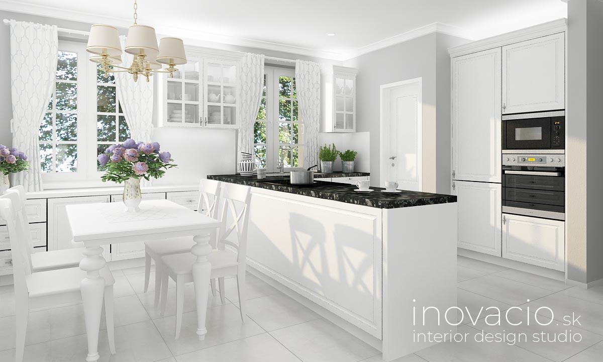 Inovacio - interiér kuchyne Tesárske Mlyňany 2019 - rod. dom - Obrázok č. 2