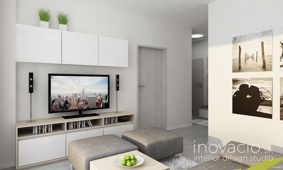 Inovacio - interiér kuchyne a obývačky Zvolen 2019 - Obrázok č. 2