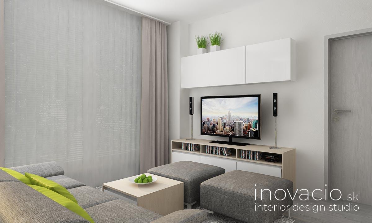 Inovacio - interiér kuchyne a obývačky Zvolen 2019 - Obrázok č. 3