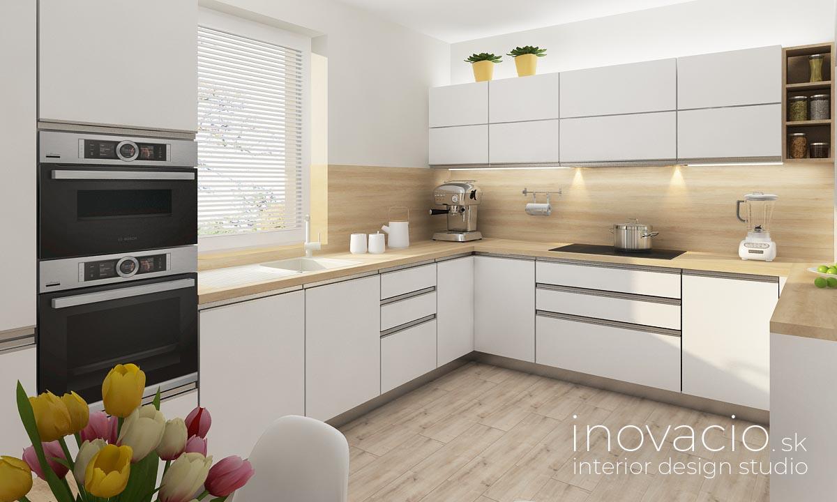 Inovacio - interiér kuchyne Ružindol 2019 - Obrázok č. 1
