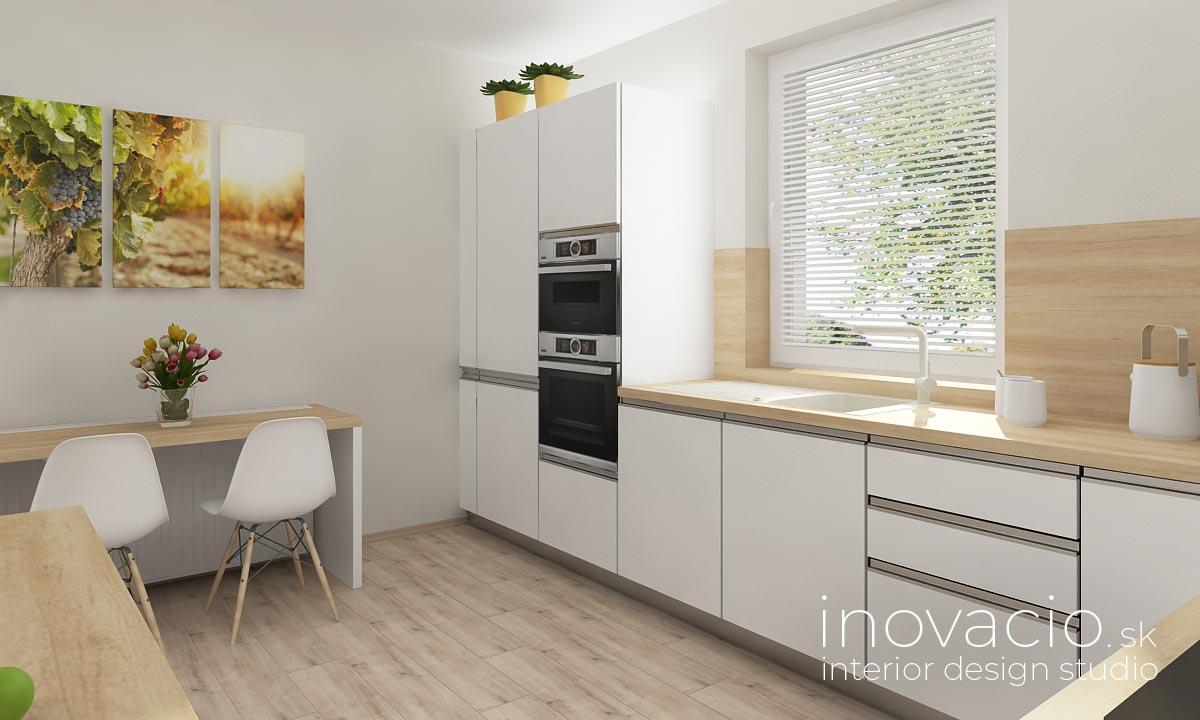 Inovacio - interiér kuchyne Ružindol 2019 - Obrázok č. 2