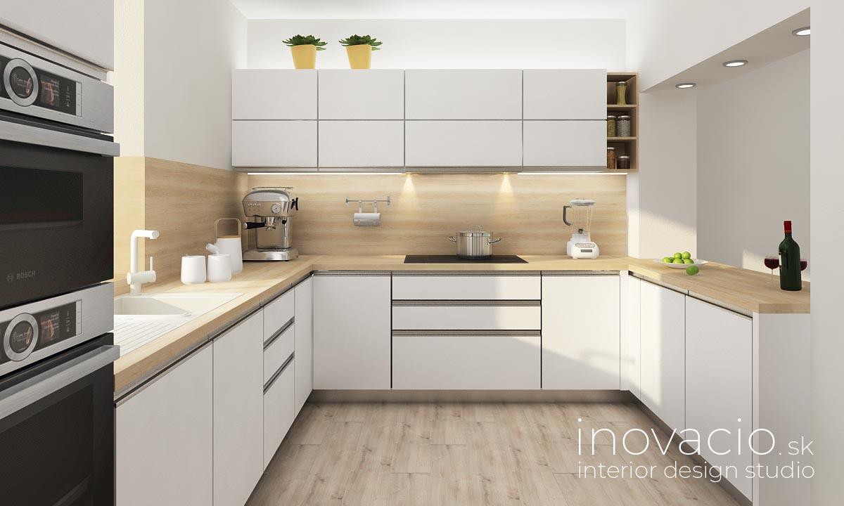 Inovacio - interiér kuchyne Ružindol 2019 - Obrázok č. 3