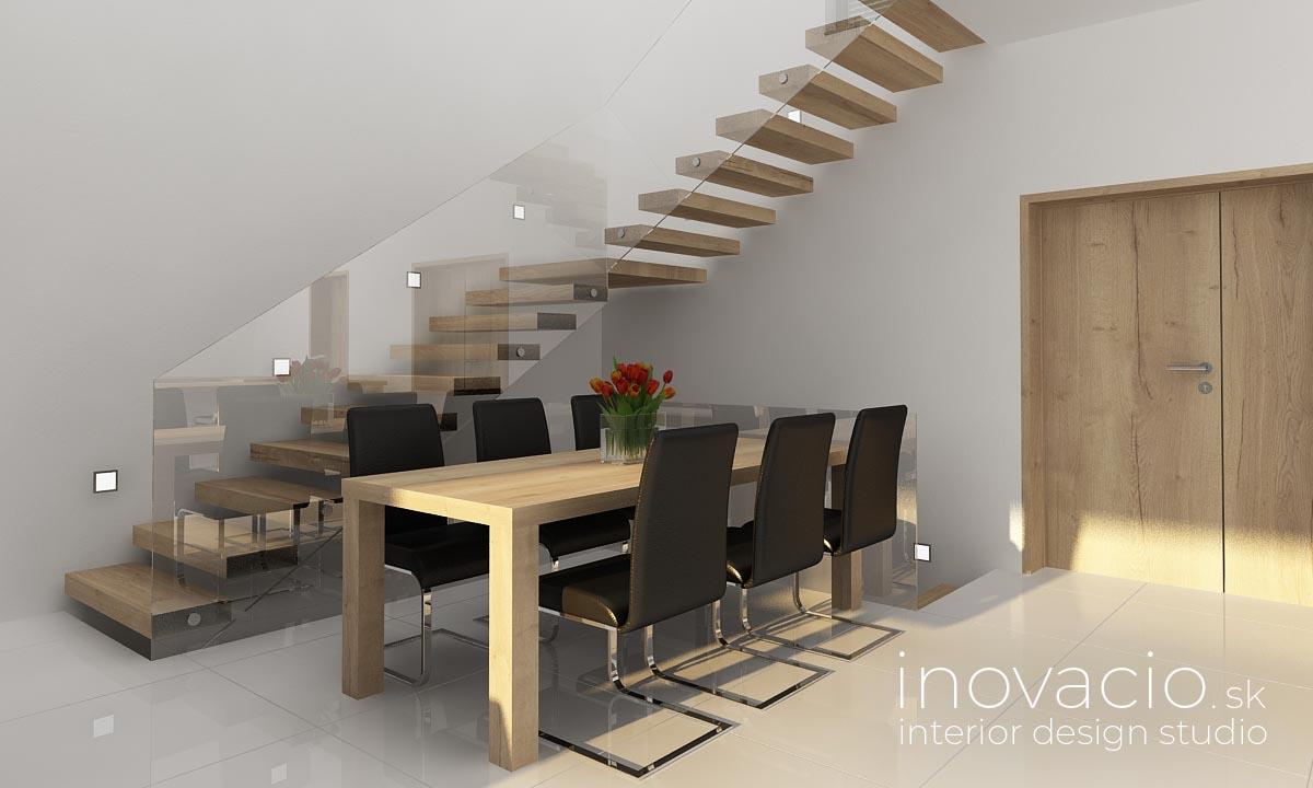 Inovacio - interiér obývačky Trnava 2019 - rodinný dom - Obrázok č. 5