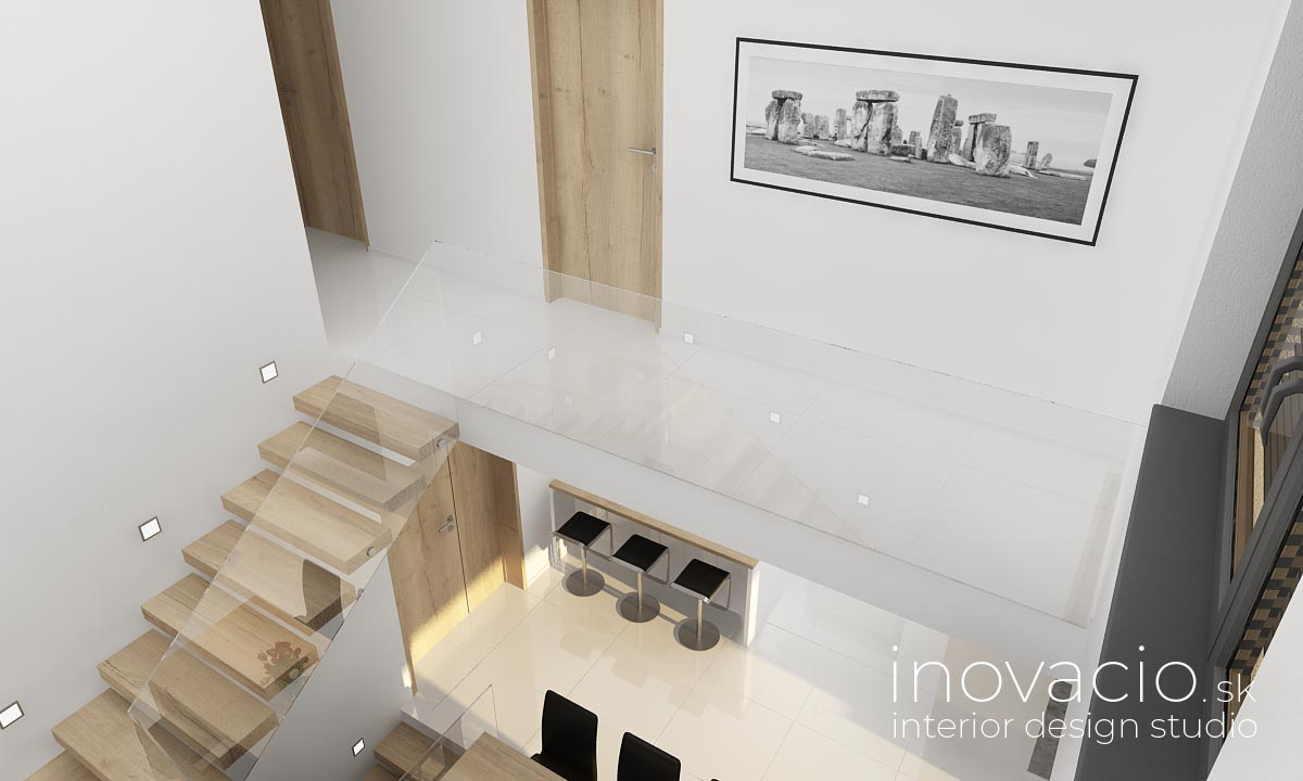 Inovacio - interiér obývačky Trnava 2019 - rodinný dom - Obrázok č. 6