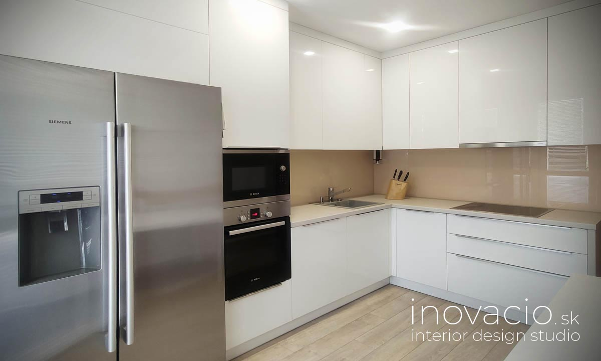 mirci_v - Realizácia kuchyne a obývačky Bratislava