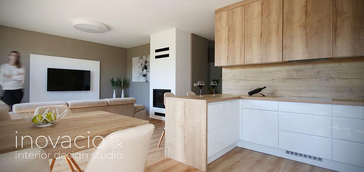 mirci_v - Realizácia kuchyne a obývačky Červeník