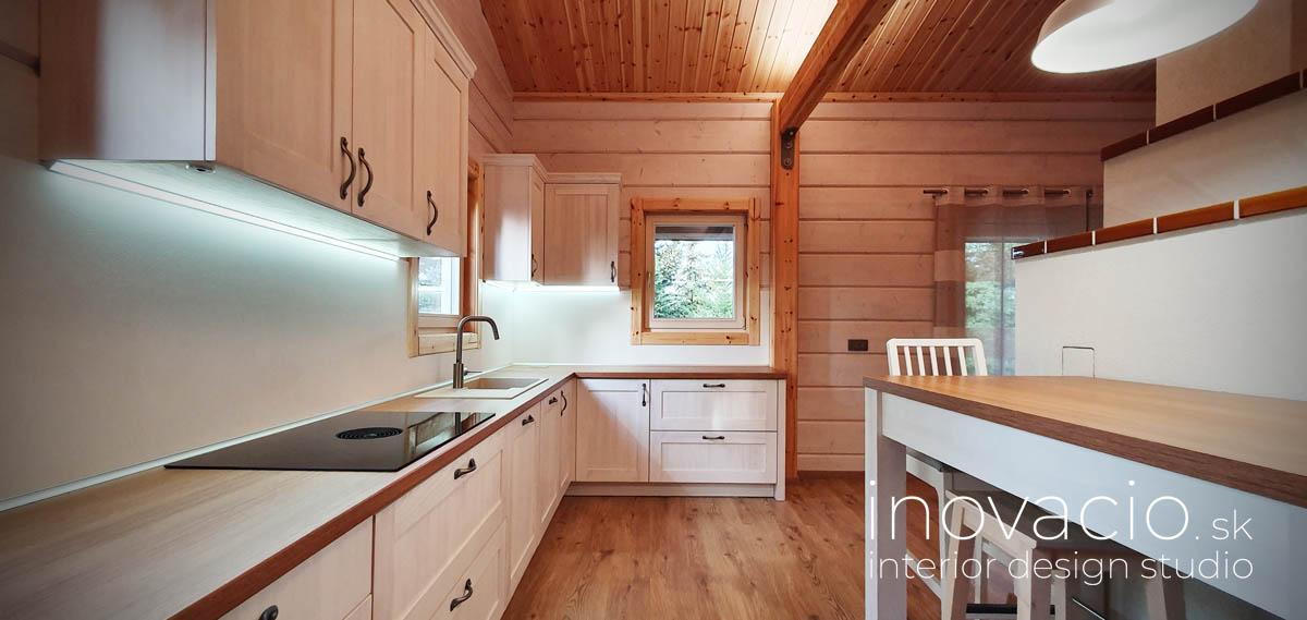 Realizácia kuchyne a obývačky Trnava - rodinný dom - Obrázok č. 4