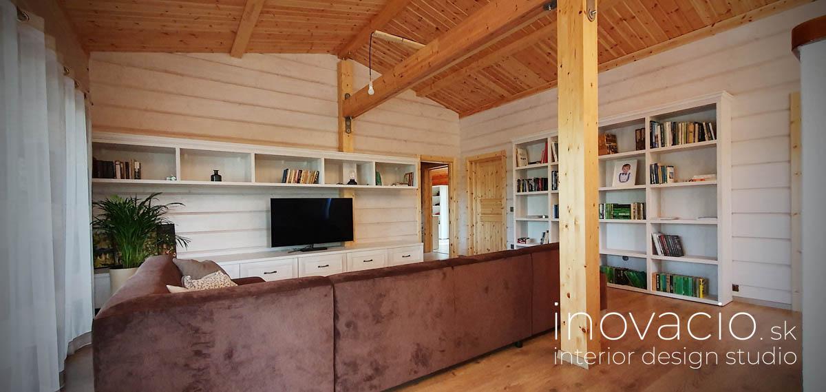 Realizácia kuchyne a obývačky Trnava - rodinný dom - Obrázok č. 6
