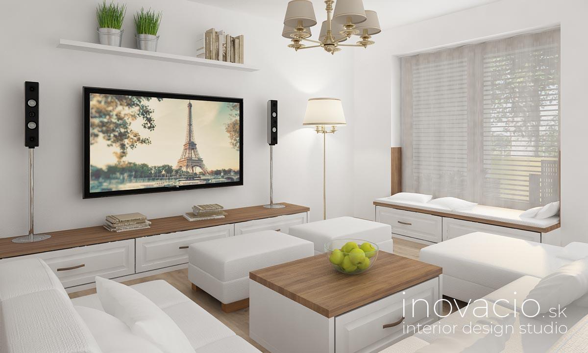 Interiér obývačky Žilina 2019 - rodinný dom - Obrázok č. 3