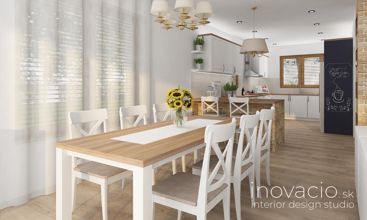Interiér obývačky Žilina 2019 - rodinný dom - Obrázok č. 4