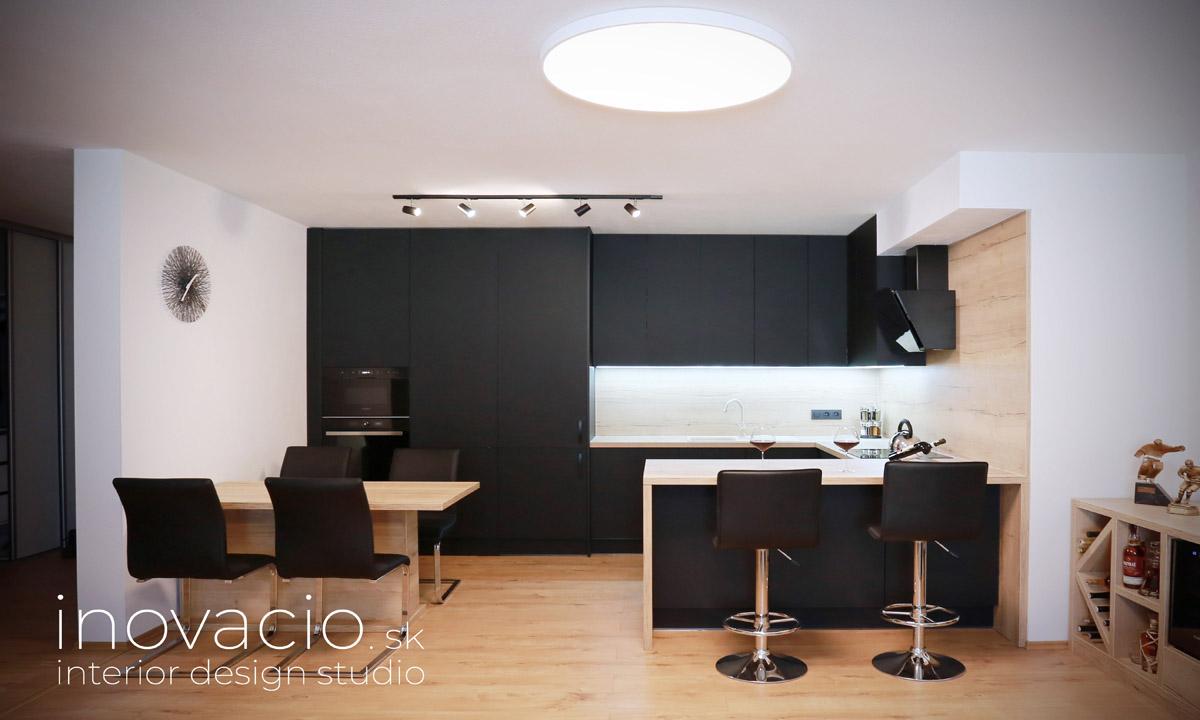mirci_v - Realizácia kuchyne a obývačky Zvolen