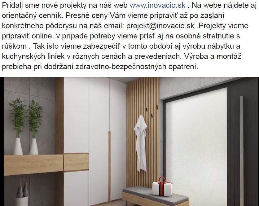 Interiér obývačky Vysoká pri Morave 2020 - rodinný dom - Obrázok č. 4