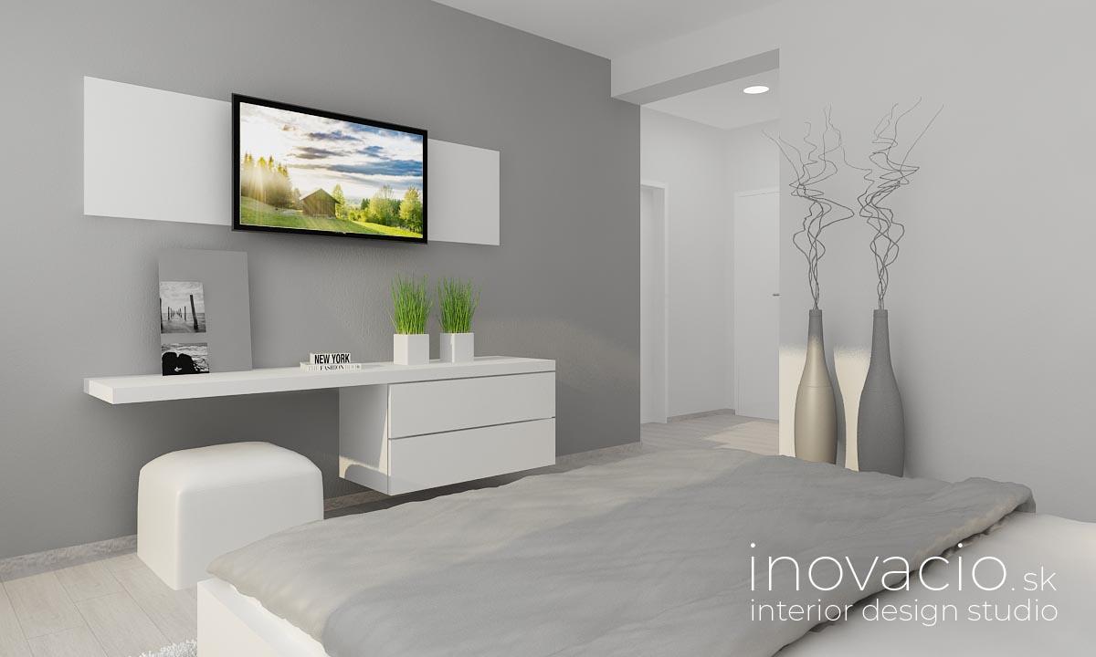 Interiér spálne Revúca 2020 - rodinný dom - Obrázok č. 2
