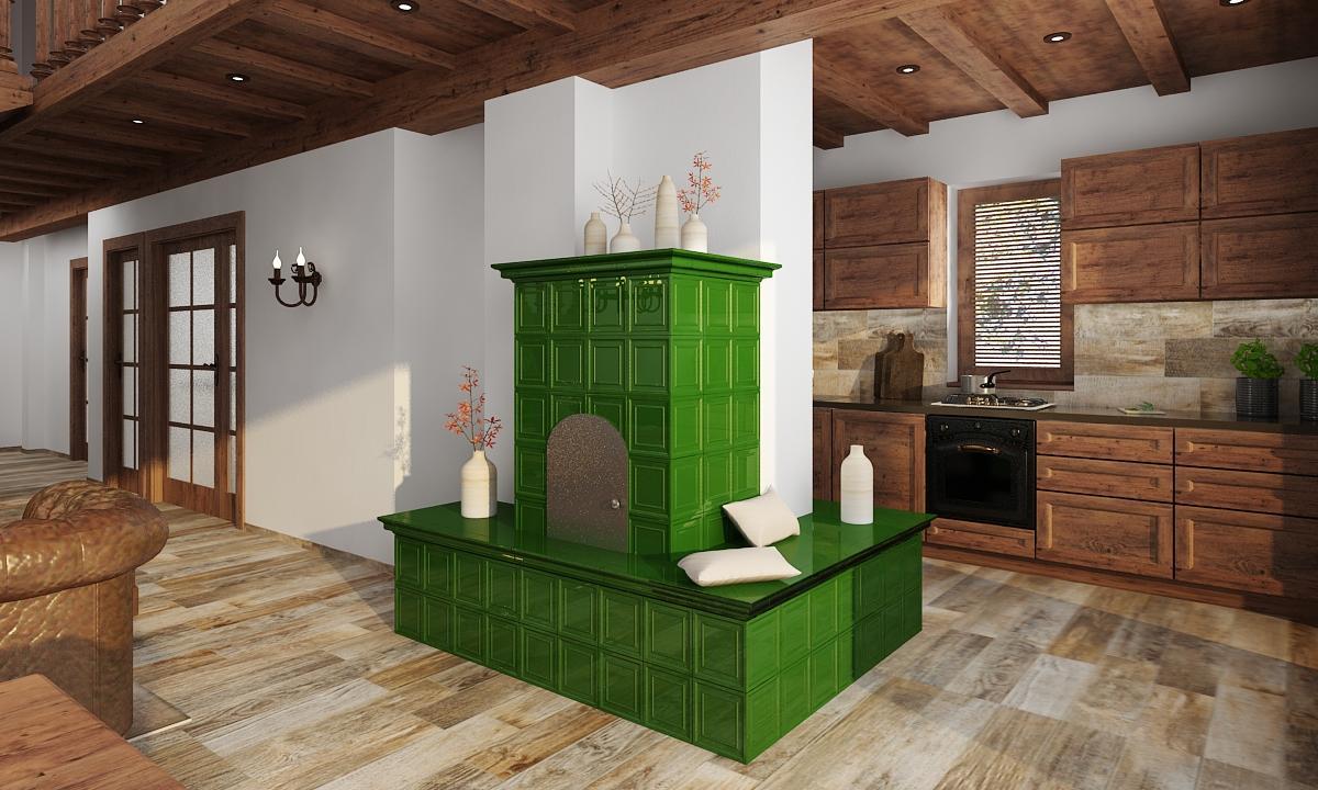 Interiér kuchyne Revúca 2020 - rodinný dom - Obrázok č. 2