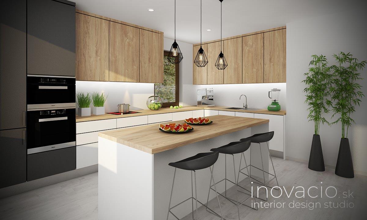 Interiér kuchyne Bardejov 2020 - rodinný dom - Obrázok č. 1