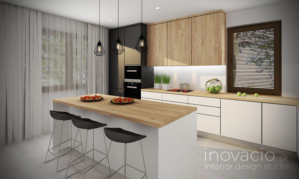 Interiér kuchyne Bardejov 2020 - rodinný dom - Obrázok č. 2