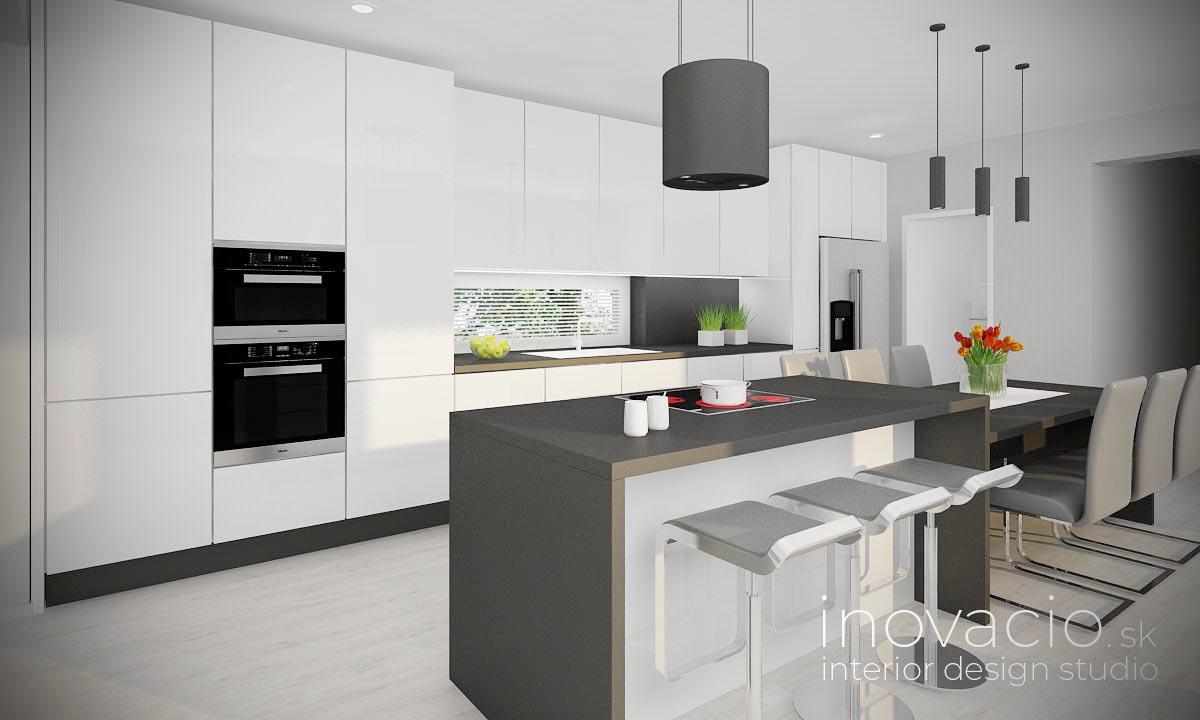 Interiér kuchyne Šaľa 2020 - rodinný dom - Obrázok č. 2