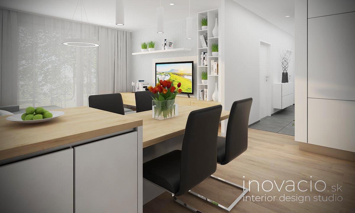 Interiér kuchyne Bratislava 2020 - byt - Obrázok č. 2