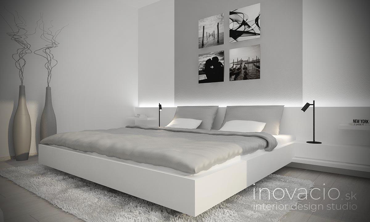 Interiér spálne Revúca 2020 - dom - Obrázok č. 1