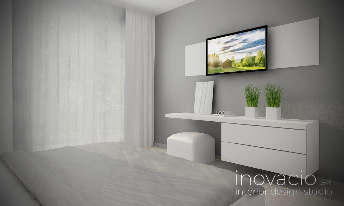 Interiér spálne Revúca 2020 - dom - Obrázok č. 2
