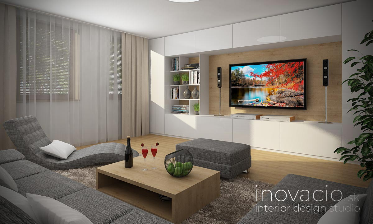 Interiér obývačky Marček 2021 - rodinný dom - Obrázok č. 1