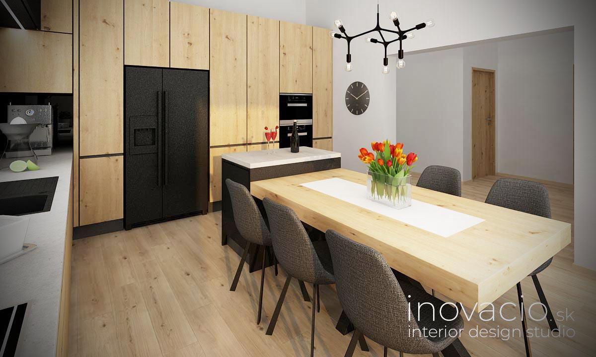Interiér kuchyne Námestovo 2021 - rodinný dom - Obrázok č. 2