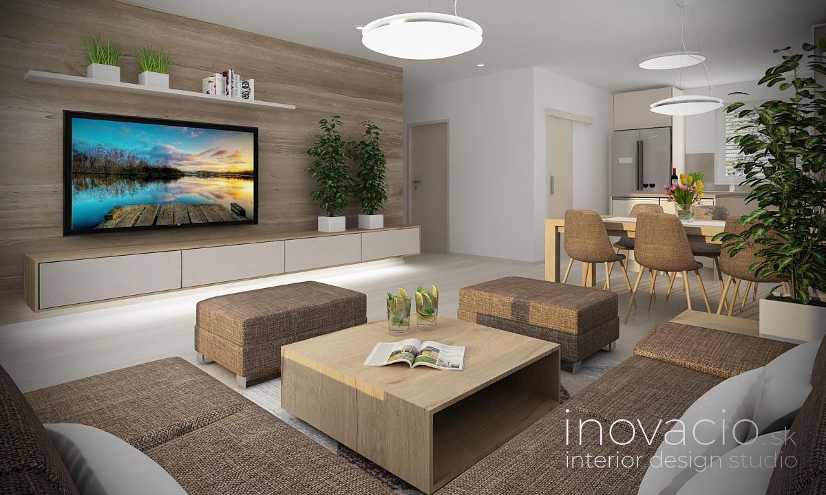 Interiér obývačky Bernolákovo 2021 - rodinný dom - Obrázok č. 1