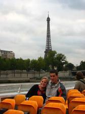 svatební cesta - Paříž