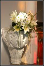tak tohle je moje svatební kytí :-)
