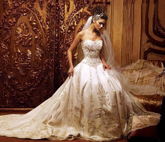 Niečo pre inšpiráciu :) - ako princezná ... ale myslím, že dosť nepraktické