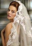 Svadobné a fialové - tento závoj chcem