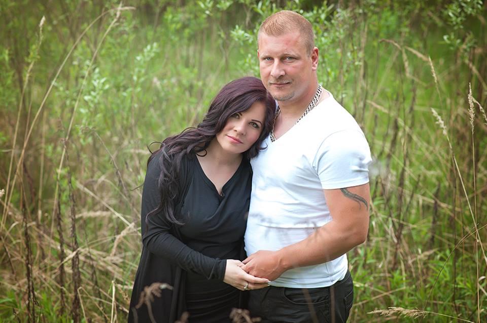 Zdenka{{_AND_}}Andrej - obraz na naše 3výročie svadby