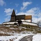 kostol zajednane