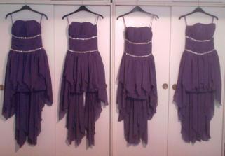 šaty pre velké družičky