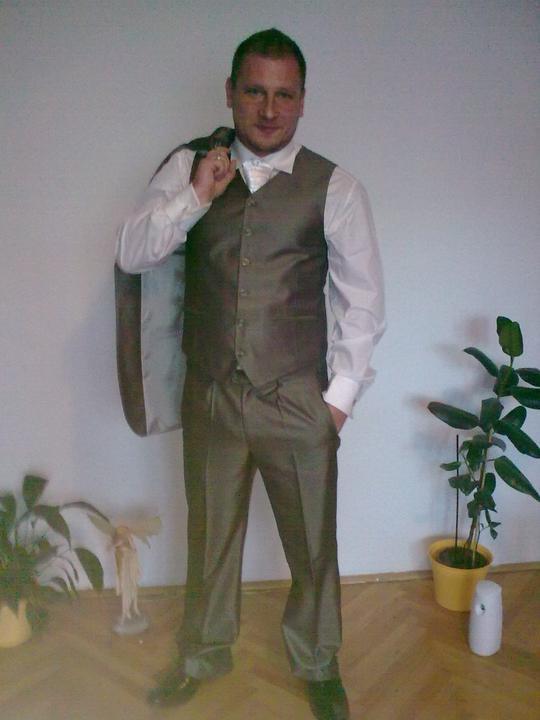 Čo už máme - moja láska v svadobnom obleku