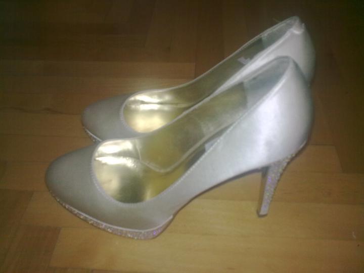 Čo už máme - svadobné topánky