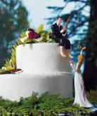 Srpnová svatba - To by skoromanžel rybář jistě ocenil :-)
