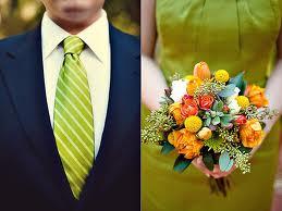 Srpnová svatba - krásná kombinace