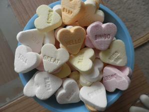 dnešní sladký úlovek :-)