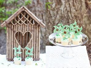krásná zelená inspirace :-)