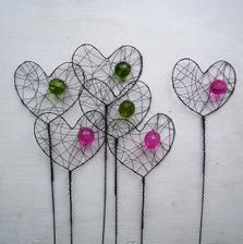 inspirace fler, do květin na ozdobu možná :-)