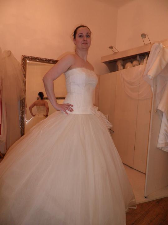 Srpnová svatba - Moje vysněné při první zkoušce padnou jako ulité, ale pak :-(