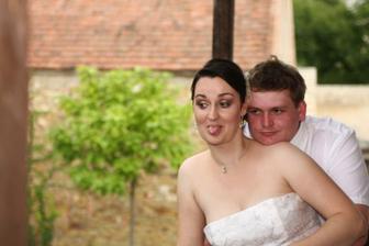 legrace musí být i na svatbě